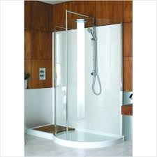 walk in shower lighting. Curved Walk In Shower Enclosure Apartment Architectural Enclosures Stylish Showers Lighting Sunroom Tile I