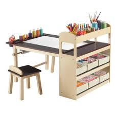 Cute childs office chair Upholstered Desk Emilio Kids Piece Arts And Crafts Table And Chair Set Overstock Modern Kids Table Chair Sets Allmodern