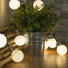 battery powered indoor lighting. More Views. 10 LED Screw Bulb String Lights - Battery Powered Indoor Lighting A