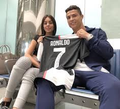 Georgina Rodriguez, fidanzata di Cristiano Ronaldo: le foto ...