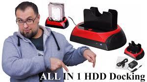 <b>HDD</b> docking - <b>Док станция</b> для жестких дисков - YouTube