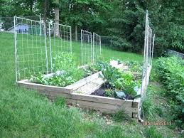 building a vegetable garden on a slope garden bed on a slope how to make a