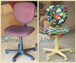 cute office furniture. colorful office chair makeover cute furniture s