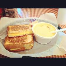 Grilled Cheese and Lobster Bisque ...