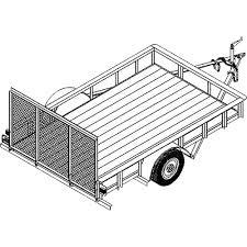 Luxury wells cargo trailer wiring diagram festooning everything