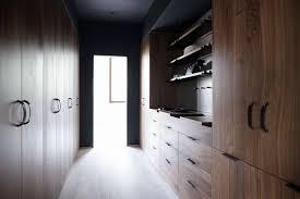 henrybuilt wood walk in closet