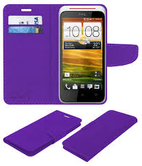 HTC Desire XC Flip Cover by ACM ...
