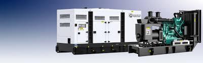 diesel generator. 600 KW Cummins Diesel Generator Set - Non EPA