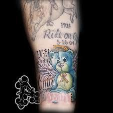Bear Archetype Tattoo Albuquerque Tattoo Shop