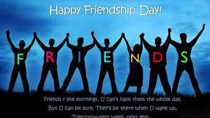 happy world friendship day 2019 date