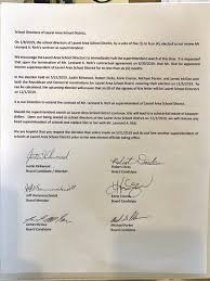 Candidates for Laurel school board issue letter in support of Rich | Local  News | ncnewsonline.com