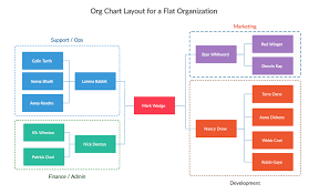Department Of Finance Organisation Chart Types Of Organizational Charts Organization Structure