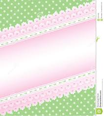 cute green and pink memo template royalty stock photos cute green and pink memo template