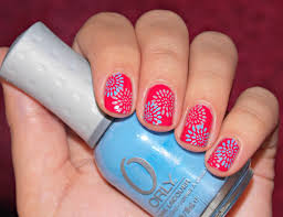 Picture 2 of 6 - Pink Nail Art - Photo Gallery | 2016 Latest Nail ...