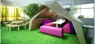 Cool office design ideas Great Cool Office Ideas Cool Office Design Ideas Tent Meeting Area For Informal Meetings Ideas For Mothers Cool Office Ideas Hgtvcom Cool Office Ideas Home Office Cool Office Designs Best Design Ideas