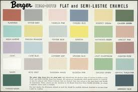Berger Paint Chart Reasonable Berger Paints Colour Shades Berger Colour Card