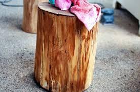 stump table tree stump table tree stump