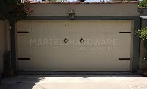 garage door accessoriesAgave Ironworks Wrought Iron Decorative Garage Door Kits