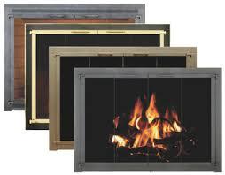 frameless glass fireplace doors. Stoll\u0027s Original Fireplace Door Frameless Glass Doors C
