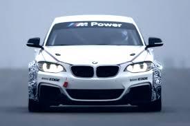 BMW Convertible bmw m235i race car : BMW reveals privateer race car - BMW 235i   Kent BMW