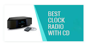 Best Clock Radio with CD Player in 2019 Buying Guide