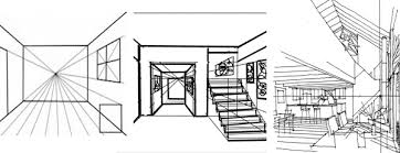 Interesting Interior Design Sketches Drawing Techniques P And Ideas