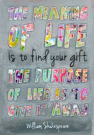 Meaning Of Quote Cool DIY Painted Quote The Meaning Of Life Charlotte Engel Studio