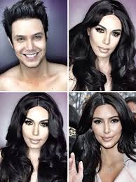 the man who is being a pro at celebrity makeup transformations filipino tv host paolo ballesteros has been insramming photos of himself made up as