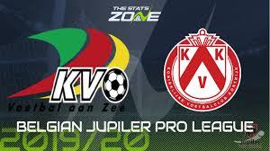 2019-20 Belgian Jupiler Pro League – KV Oostende vs Kortrijk Preview &  Prediction - The Stats Zone