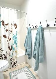 hanging towel. Hanging Towel Rack Full Size Of Gorgeous Metal Bath Wall Mount With Peach