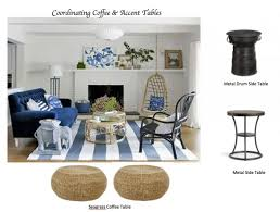 large size of table amusing drum accent 8 design of metal with blue living room1 1024x774