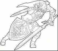 Legend Of Zelda Coloring Pages Idees Bane Link Coloring Pages Wpvote