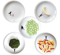 cool dinner plates