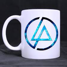 office cups. Linkin Park Mug Office Porcelain Coffee Mugs Cups Ceramic Tea Cup Home Decal White N
