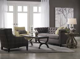 dark gray living room furniture. Navy Blue Velvet Tufted Chesterfield Couch Living Room Dark Gray Furniture