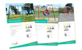 Design How To A Fact Sheet Template Playground Centre – Ukcheer ...