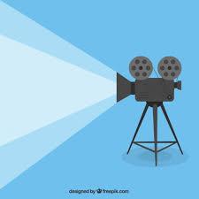 Cartoon Film Cartoon Movie Projector Vector Free Download