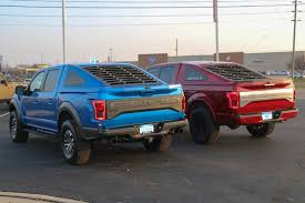 Michigan firm develops Ford F-150 bed caps that add a Mustang ...