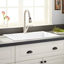 White Granite Kitchen Sink Kitchen Dining Cool Granite Composite Sink For Contemporary