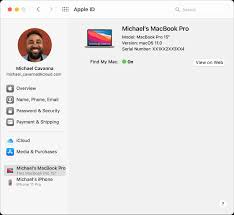 apple id trusted devices on mac apple