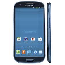 samsung galaxy s3 blue. daily steals-samsung galaxy s3 android smartphone with free talk, text, \u0026 4g samsung blue b