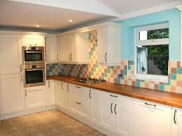 multi coloured kitchen wall tiles colour tiles for kitchen home design kitchen ideas with oak cabinets