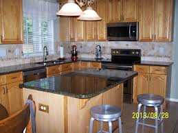 Kitchens With Uba Tuba Granite Granite Countertops Charlotte Nc Blog Uba Tuba