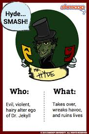 mr edward hyde in strange case of dr jekyll and mr hyde character analysis
