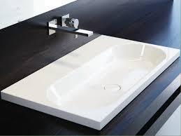 Centro lavabo da incasso soprapiano by kaldewei italia design