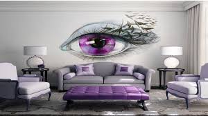 amazing 3d wall art design ideas 3d wall painting for your bedrooms