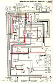 vw wiring harness printable wiring diagram database thesamba com type 3 wiring diagrams source