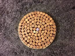 cork trivet image 0 target wine kit instructions hobby lobby cork trivet wine