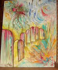 open door painting. \u2026and Opening Another. Open Door Painting
