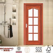 28 wooden glass door design